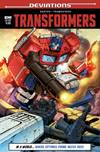 TRANSFORMERS DEVIATIONS (ONE SHOT)